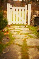 Como fazer coisas caseiras para decorar o pátio exterior