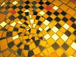 Como fazer pavers mosaico