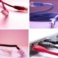Como fazer rj11 para conectores rj45 para um modem dsl