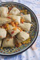 Como fazer tamales uso de óleo