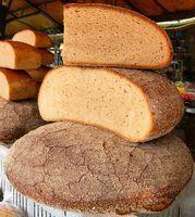 Como fazer o seu próprio, low-carb mistura de farinha pão sem glúten
