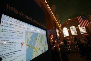 Como marcar pontos no google maps