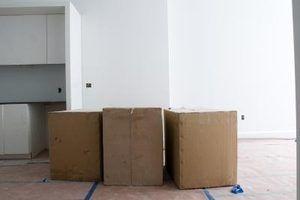 Como medir pacotes para o transporte