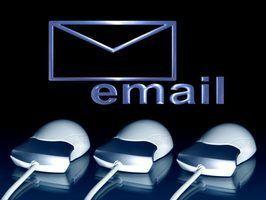 Como mesclar caixas de correio da AOL