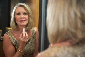 Como minimizar franjas nos lábios