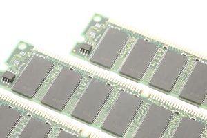 Mistura de diferentes DIMMs muitas vezes produz resultados igualmente mistas.
