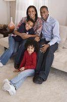 Você pode misturar muitas fotos de família em uma colagem família.
