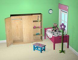 Como pintar uma parede do quarto