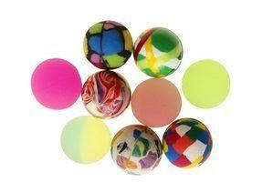 Como pintar bolas de borracha