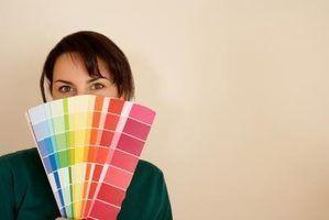 Como pintar com cores felizes