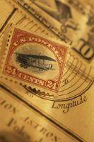 Como fotografar selos postais