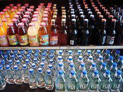 Como escolher bebidas de baixo carb