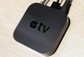 Como jogar avi em um Apple TV com o QuickTime Pro