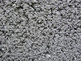 Como a derramar concreto em um declive