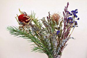 Como preservar flores reais e manter a sua cor
