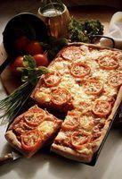 Como colocar mozzarella inteiro fresco na pizza