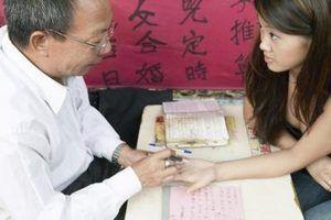 Leitura das mãos