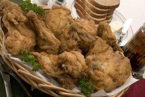 Como reaquecer loja de frango