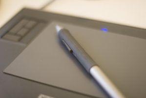 Como reinstalar o painel de entrada em um Tablet PC