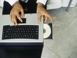 Como remover uma unidade de cd-rom