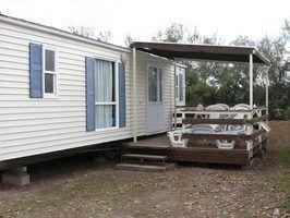 Como remover e instalar paredes de casas móveis