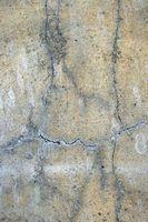 Como reparar uma parede de concreto em um porão