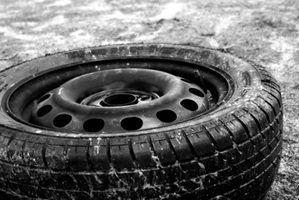 Como reparar um pneu que separa dos aros