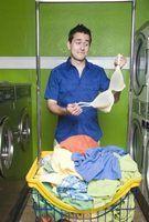 Bras muitas vezes ficam danificados em máquinas de lavar.