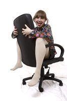 Como substituir um braço em uma cadeira de escritório