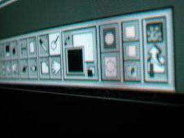 Adobe Photoshop tem numerosas ícones que representam uma grande variedade de efeitos diferentes.