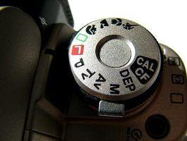 Como reiniciar a minha câmera canon