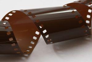 Como digitalizar a película de 35mm imagens para full hd