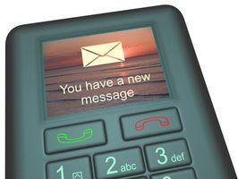 Como enviar um telefone celular uma mensagem de texto com um script python