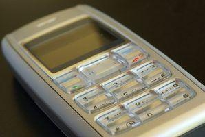 Como enviar uma mensagem de texto para um telefone celular internacional