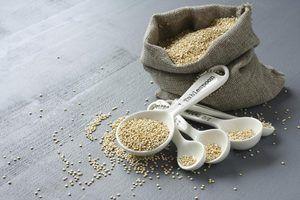 Como servir quinoa a um bebê