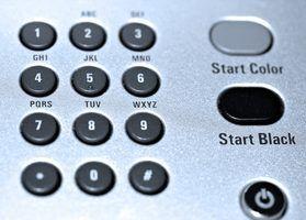 Como usar máquinas de fax sobre voip