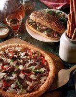 A pizza, sanduíche e massas loja irá apelar a uma grande base de clientes.