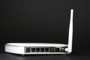 Como configurar o Internet de alta velocidade