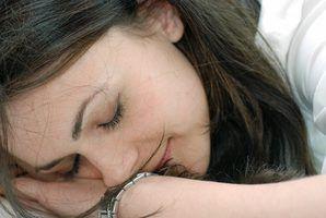 Como dormir após anestesia