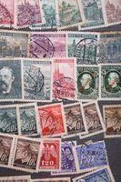 Como armazenar uma coleção de selos