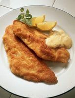 Como armazenar peixe frito para comer no dia seguinte