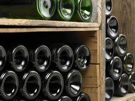 Como armazenar o vinho merlot