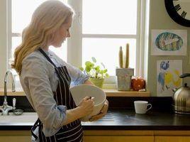 Substite sem açúcar Jell-O em receitas para uma sobremesa saudável.
