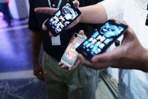 Os telefones Android podem mudar o tipo de teclado na mosca.