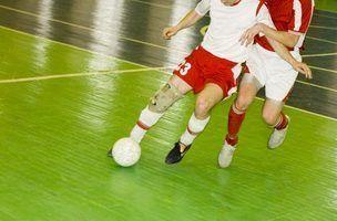 Como ensinar as crianças a ser mais agressivo no futebol