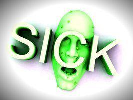 Como testar uma pessoa para ver se ele tem o molde poisioning