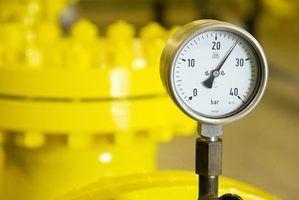 Como testar a pressão do tanque de propano