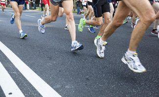 Como controlar um corredor na maratona de chicago
