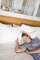 Como treinar seu corpo para dormir mais cedo