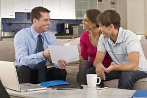 Como transferir a propriedade de uma relação de confiança para os indivíduos na califórnia